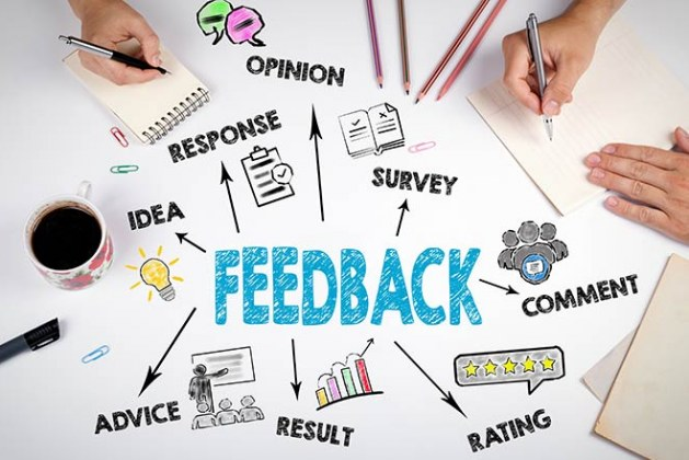 What is the simplest way for customer feedback