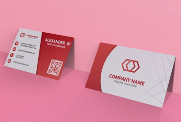 How do I make a business card that is noticed?