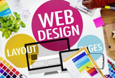 What areas should we focus on when designing a home page?