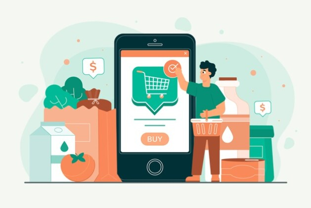 Types of Business Models For Online Grocery Shopping and Delivery